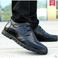 古奇天伦内增高男鞋6cm男式休闲鞋小码36真皮鞋子增高鞋GH687