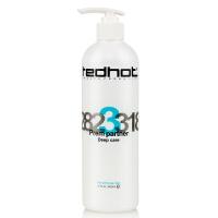 汉高 redhot胶原蛋白护发素500ml 专业洗护发免洗弹力素 保湿定型卷发护理素