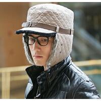 加厚保暖护耳冬帽   时尚帽子男士   韩版潮雷锋帽  冬季户外滑雪帽