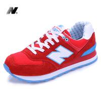 纽巴伦 新款百搭英伦休闲跑步鞋N字鞋nb男鞋nb女鞋情侣运动鞋nb574/374跑步鞋WNB574YRD