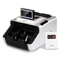得力文具(deli)3919 银行专用大气硬朗B类点钞机/验钞机 真人语音/USB升级/双驱动/双显示屏