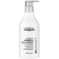 L'OREAL欧莱雅丰韧焕发 洗发水500ml进口专业洗护发  强健滋养固发 控油去屑止痒