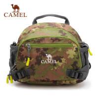 camel骆驼户外 腰包 多功能腰包 男女户外休闲旅游腰包