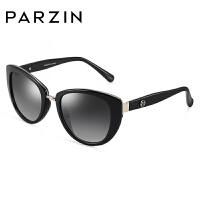 帕森新款时尚猫眼偏光太阳镜 潮女士司机开车墨镜驾驶镜9507