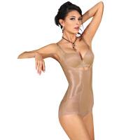 专柜正品体会内衣 女士夏季薄款透气无痕燃脂美体塑身衣连体收腹提臀瘦身衣