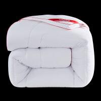 绚典家纺 驼羔绒冬被 加厚秋冬保暖被子被芯 单双人棉被包邮
