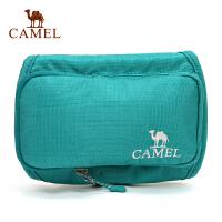 camel骆驼户外男女款运动腕包 男女跑步扣具带腕包