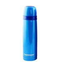 [当当自营]特百惠 真空保温瓶保温杯500ML升级版TUP 蓝色