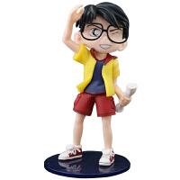 名侦探 公仔 手办 玩偶 模型全套 动漫大号手办礼品礼物