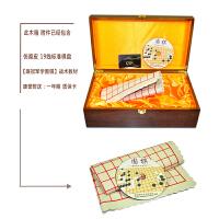 围棋礼盒礼品箱 收藏箱 围棋实木盒包装盒
