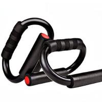 S型俯卧撑支架 手臂胸肌锻炼 体育用品 健身器材必备
