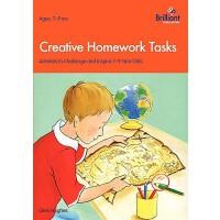 【预订】Creative Homework Tasks: Activities to Challenge and Inspire 7-9 Year Olds