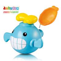 奥贝游动调皮小鲸鱼463506夏季宝宝 儿童嬉水洗澡玩具