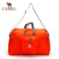 camel骆驼户外手提斜挎包 男女通用折叠旅游运动包