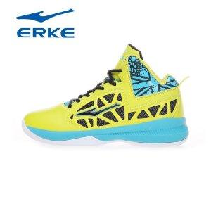 鸿星尔克erke篮球鞋男时尚运动鞋男鞋战靴街头篮球鞋