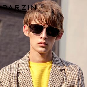 帕森新款时尚大框男士偏光太阳镜 司机开车休闲潮墨镜 8057