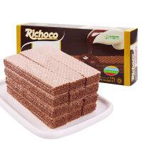 [当当自营] 印尼进口 丽巧克纳宝帝巧克力味威化饼干 145g