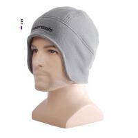 护耳抓绒帽防风保暖套头帽  户外保暖帽男女登山滑雪帽