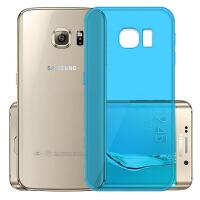 坚达 布丁套 透明 软壳 手机套保护套 手机壳适用于三星S6 Edge+曲面屏5.7寸 保护壳