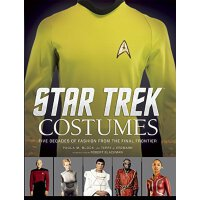 英文原版《星际迷航》50年戏服设计Star Trek: Costumes: Five Decades of Fashion from the Final Frontier