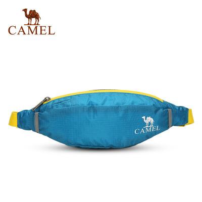 camel骆驼户外腰包 男女通用 户外骑行徒步旅游腰包59元起包邮