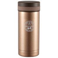 [当当自营]LOCK&LOCK乐扣乐扣 不锈钢纤巧茶杯保温杯200ml LHC553 棕色