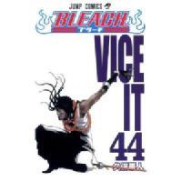 [现货]日文原版 漫画 死神 BLEACH -ブリ�`チ- 44