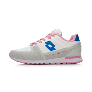 乐途LOTTO女子复古经典跑步鞋运动鞋ERCL012