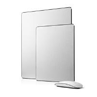 苹果电脑鼠标垫 笔记本macbook air pro retina 11寸 12寸 13寸 15寸 iMac鼠标垫 金属 铝合金 办公 超薄 游戏鼠标垫 高端Mouse pad护腕垫