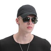 2016新品CACUSS 棒球帽男女简约光身情侣户外帽子登山帽男士帽子B0061