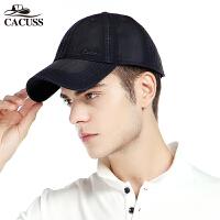 2016新品CACUSS棒球帽男士休闲潮流男女户外帽子男帽女帽登山旅游帽子B0082