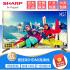 夏普(SHARP) LCD-45Z4AA 45英寸全高清原装面板杜比音效智能网络液晶平板电视机