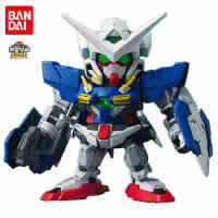 万代拼装模型 高达00 SD/Q版 BB313 Gundam Exia 能天使敢达