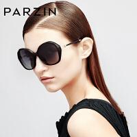 帕森新款偏光太阳镜 潮女士大框司机驾驶镜墨镜 9537
