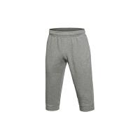 乐途LOTTO男子运动生活系列罗纹收口运动卫裤七分裤EKQL003