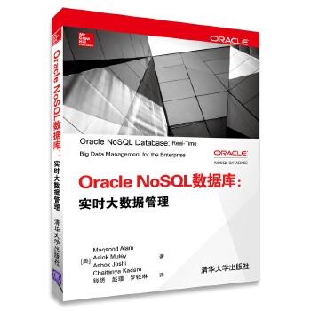 Oracle NoSQL数据库:实时大数据管理
