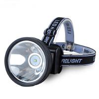 户外运动头灯 头戴式探照灯 充电远射T6户外打猎狩猎灯超30W强光