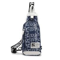 新款大容量韩版单肩斜挎女包舒适运动骑行包胸包便携休闲包包