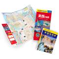 美国旅游地图+美国地图册