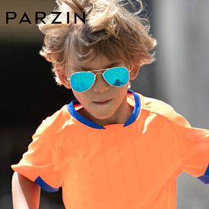 帕森新款儿童墨镜 蛤蟆款型男女宝宝时尚偏光太阳镜8066