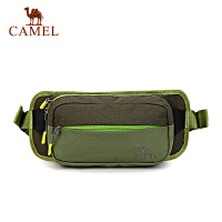 camel骆驼户外徒步腰包 轻便小巧防泼水运动贴身腰包