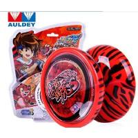 奥迪双钻火力少年王悠悠球5溜溜球玩具玉鳞蛇赤焰战虎S