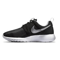 Nike Rosherun one run GS 黑白银勾 女鞋多配色599728-021-029-101  820339-001  724979-002   844931-002-100   844994-002