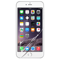 GXI 苹果iPhone 6S plus防刮花高清贴膜5.5寸屏幕保护贴膜 iPhone 6 plus高清背膜 iPhone 6S plus前膜 背膜套装