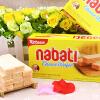 [当当自营] 印尼进口 丽芝士 Richeese 纳宝帝奶酪威化饼干 145g