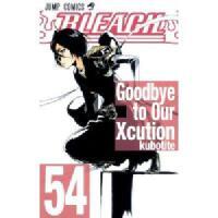 [现货]日版 BLEACH-ブリ�`チ- 54 死神漫画 完结篇 日文原版 漫画