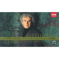 贝多芬交响曲全集(5CD+附赠DVD版本)