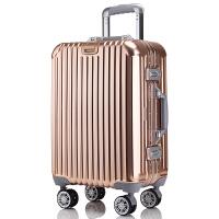 【立减100元支持礼品卡支付】20寸 OSDY铝镁合金铝框加厚箱 U135 可登机 人士必备拉杆箱登机箱行李箱托运箱限量20只私人订制铝镁合金箱体