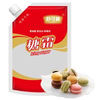 [当当自营] 舒可曼 糖霜 蛋糕饼干烘焙糖粉 250g