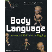 (当当自营)Body Language: Advanced 3D Character Rigging +Cd 9780470173879价格比较